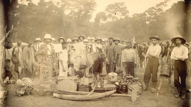 Photo: Benin Expedition 1897 © The Trustees of the British Museum