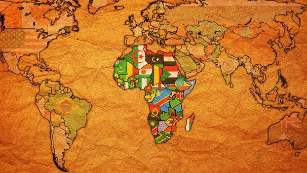 [Translate to English:] africa and the world