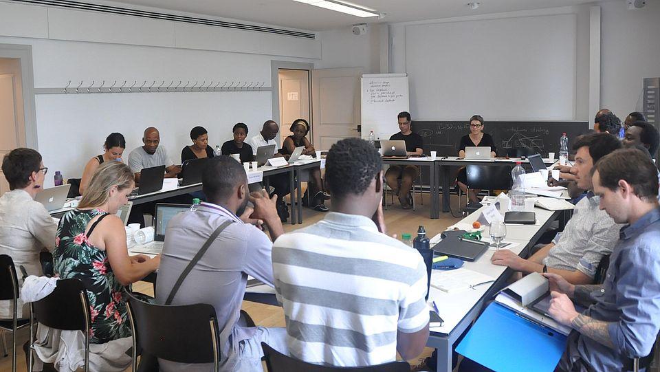 Teilnehmende Basel Summer School 2017