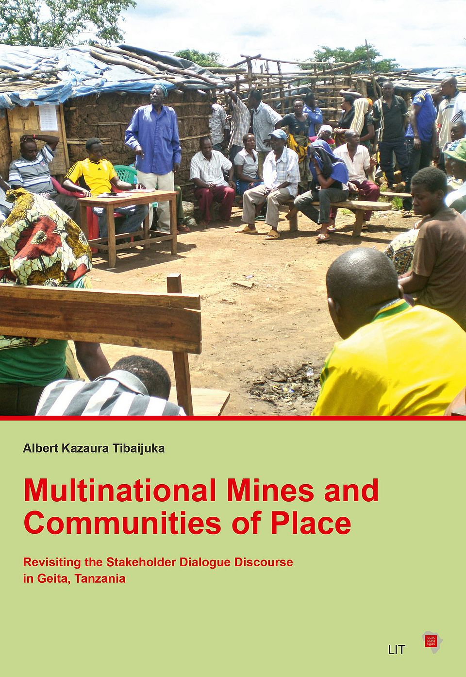 Cover of the thesis Multinational mines and communities of place