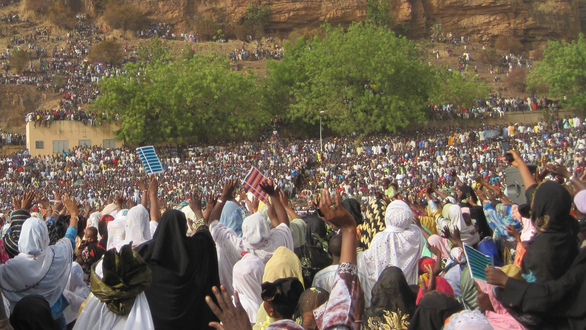 Maouloud Celebration in Bamako