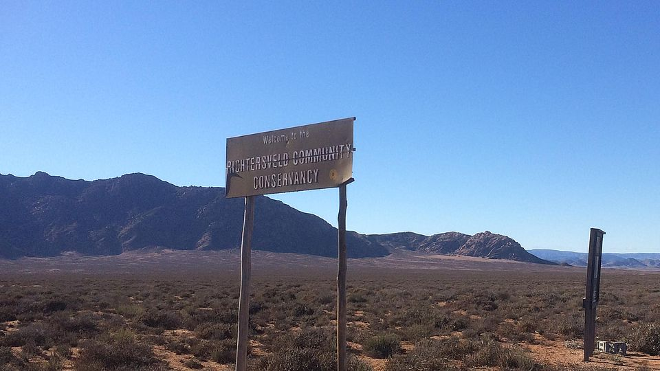 [Translate to English:] Richtersveld Community Conservancy, Südafrika
