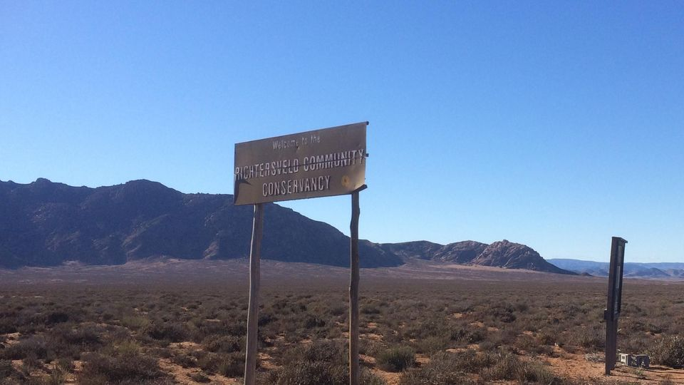 Richtersveld Community Conservancy, Südafrika