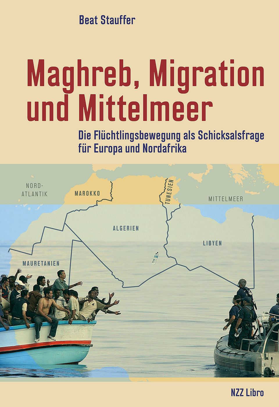 Cover Maghreb, Migration & Mittelmeer