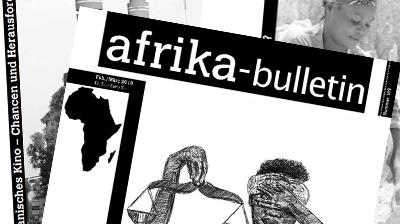 [Translate to English:] Afrika-Bulletin