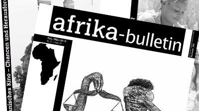 [Translate to English:] Afrika-Bulletin