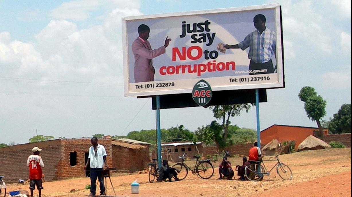 Informal Governance and Corruption