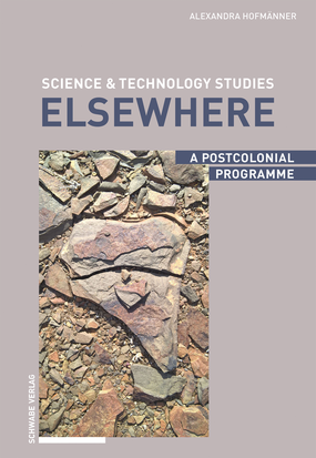 Cover of the book Science and Technology Studies Elsewhere