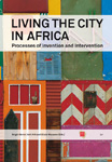 Cover Buch Living the City in Africa